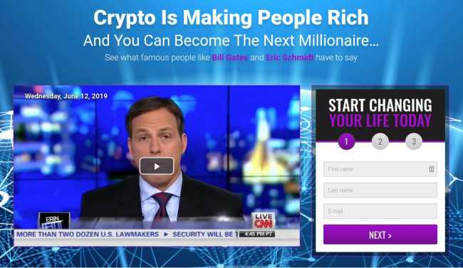 crypto is making people rich